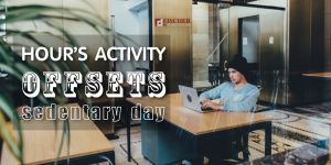 Hour's activity 'offsets sedentary day'