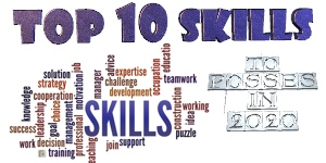 Top 10 Skills to Posses in 2020